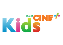 Логотип ВОЛЯ CINE+ Kids HD