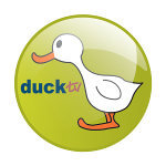 Логотип Duck TV HD