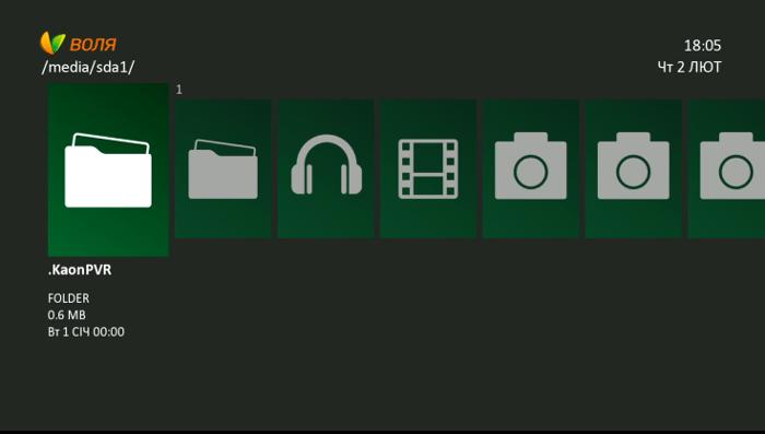 Перелік файлів