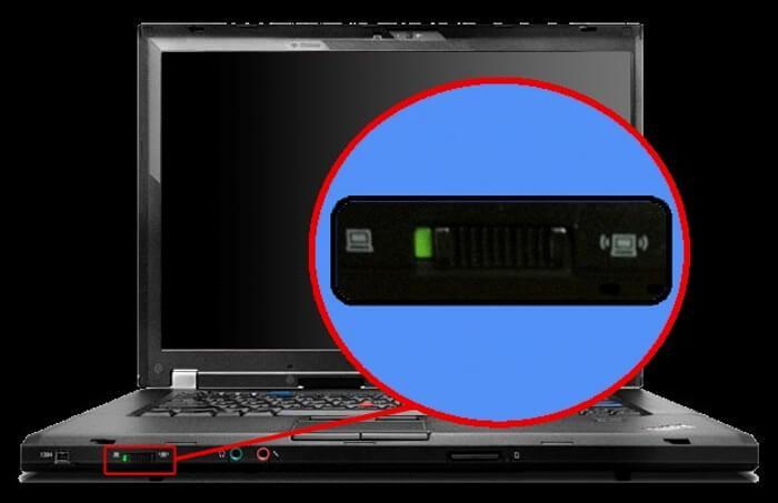 Зображення кнопок включення wifi