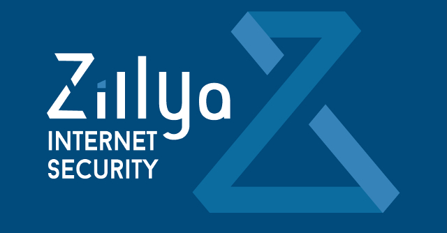 Логотип и назва Zillya! Internet Security