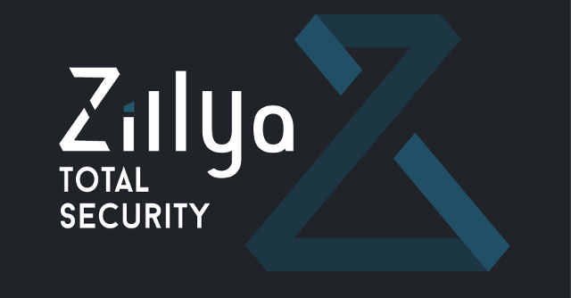 Логотип и назва Zillya! Total Security
