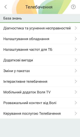 Зображення блоку «Телебачення»